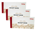 RB-01 Receipt Book - Offset Printed