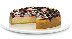 15cm Blackberry Cheesecake - Yael's