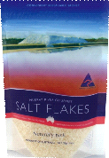 50gm Murray River Salt Flakes - Re-sealable Pouch