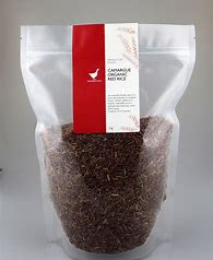 1kg Carmugue ORGANIC Red Rice