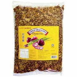 1kg Dried Fried Shallots