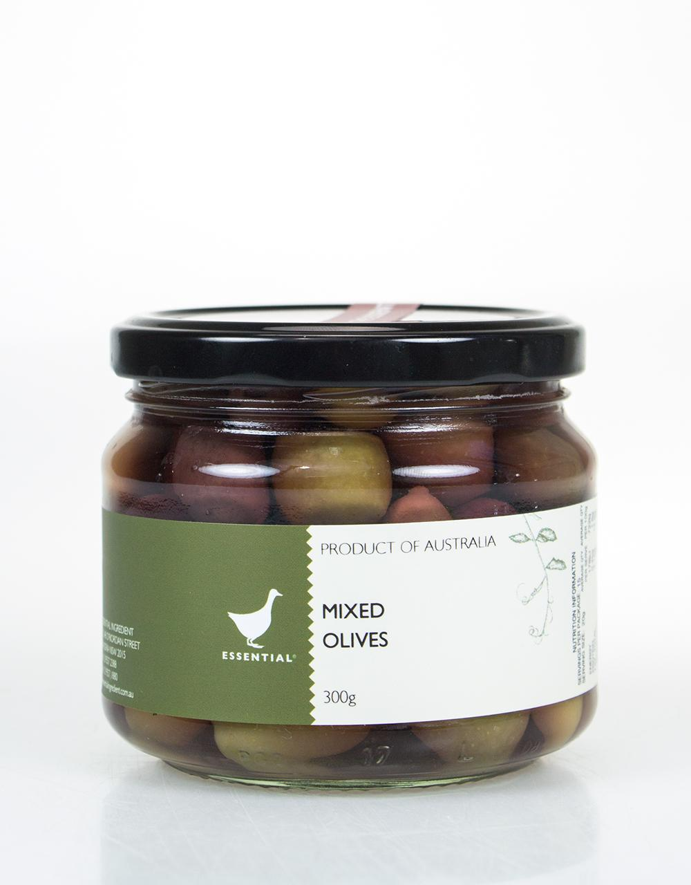 300g Mixed Olives TEI