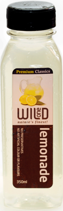 350ml (12) Lemonade Juice - Wild One