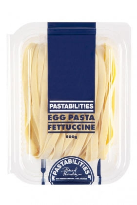 500gm Egg Fettucine