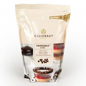 800gm Callebaut Crispy Pearls Dark