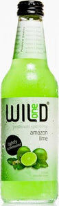 330ml (12) Amazon Lime Sparkling Juice - Wild One