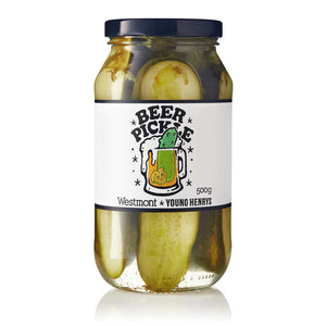 500gm Westmont Beer Pickle (Young Henry Lager)