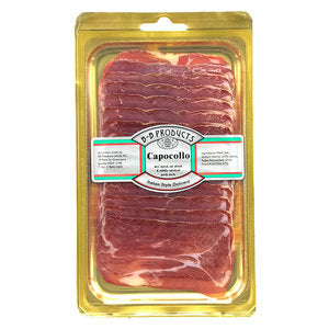 100gm Sliced Capocollo
