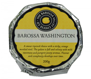125gm Barossa Cheese Washed Rind