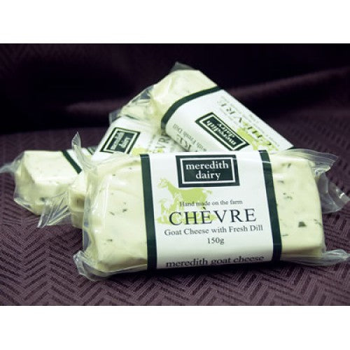 150g Meredith Dill Chevre