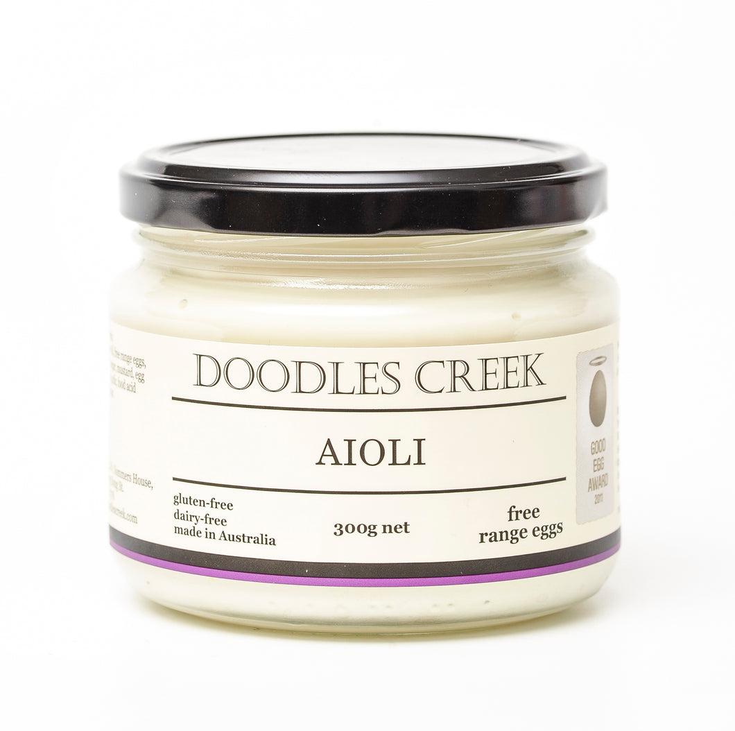 Doodles Creek Aioli 285gm