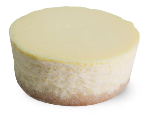 Classic New York Cheesecake (6) GLUTEN FREE