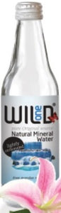 330ml (12) Natural SPARKLING Water - Wild One