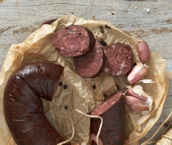 400gm Black Pudding Single Pack