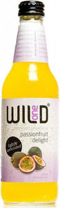 330ml (12) Passionfruit Delight Sparkling Juice - Wild One