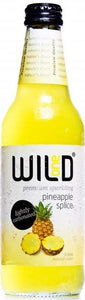 330ml (12) Pineapple Splice Sparkling Juice - Wild One
