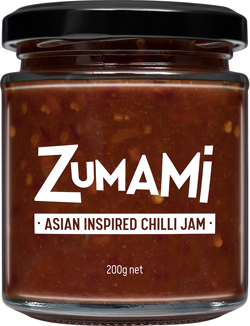 200gm Zumami Asian Chilli Jam