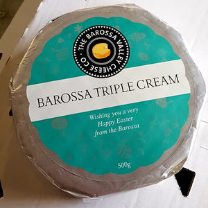 500gm Barossa Triple Cream