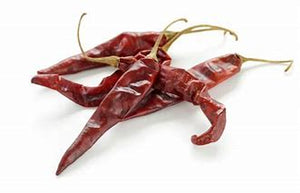 200gm Arbol Chilli WHOLE Dried