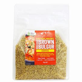 500gm Coarse Brown Burghul