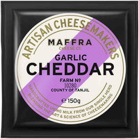 Maffra 150gm Garlic Cheese Portion