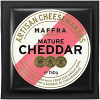 Maffra 150gm Mature Cheddar Cheese Portion
