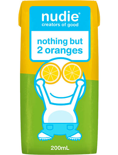 Orange Juice Tetra Kids 200ml (4x6 Multipack)