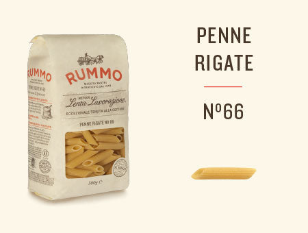 500gm Rummo Penne Rig No 66
