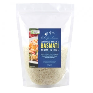 500gm ORGANIC Basmati Rice