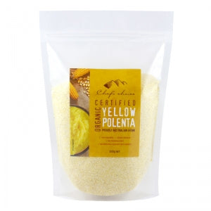 500gm Yellow Polenta HBC