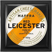 Maffra 150gm Red Leicester Cheese Portion