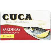 120gm CUCA Sardine in Lemon