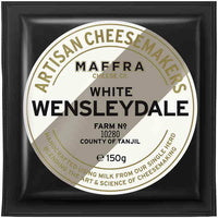 Maffra 150gm White Wensleydale Cheese Portion
