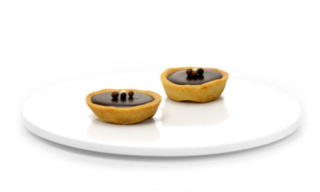 (6) Tartlet Salted Caramel Chocolate - Yael's