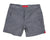 Grey Mens Retro Trunks