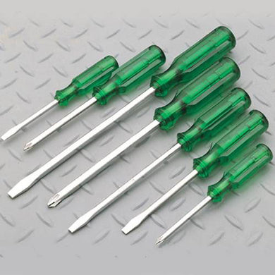 Clarke CHT121 7-Pce Screwdriver Set