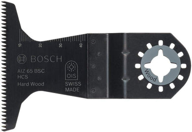 Bosch HCS Plunge-Cutting Saw Blade for Hardwood
