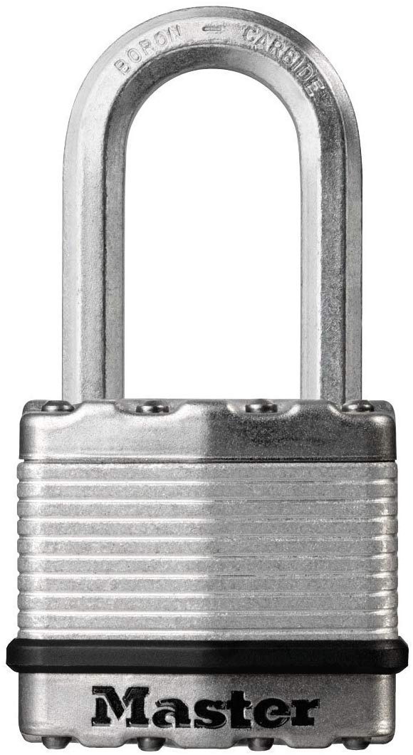 Master Lock - High Security Padlock with Key