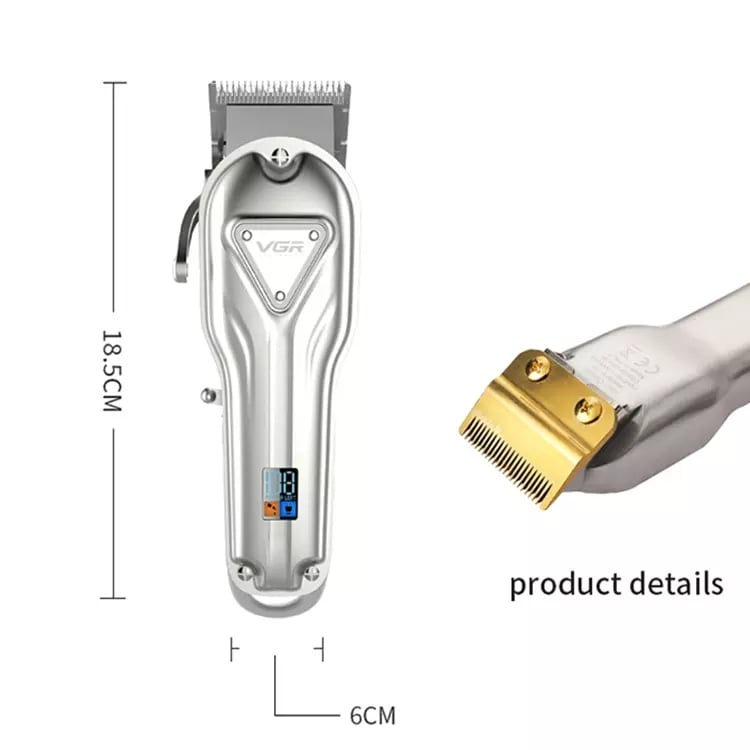 Professional Barber Hair Clippers