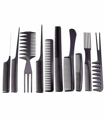 Hairdressing Comb Set
