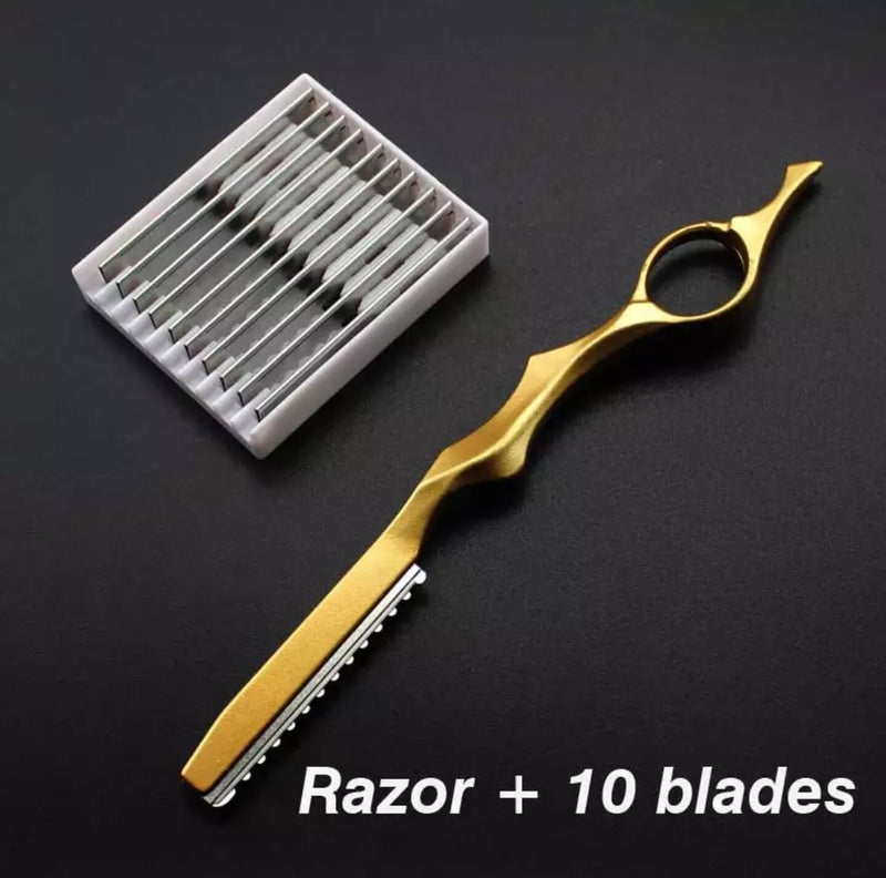 Hair Shaper Thinning Razor