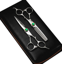 Load image into Gallery viewer, Barber Scissors Set