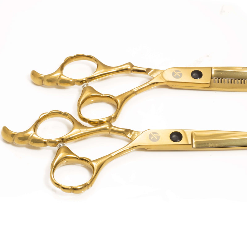 hair cutting shears set