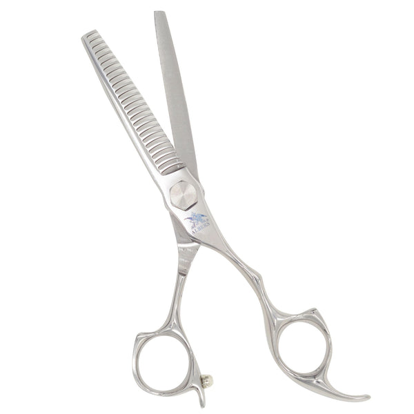 "Professional Chrome VG10 6.0"" Thinning Scissors"