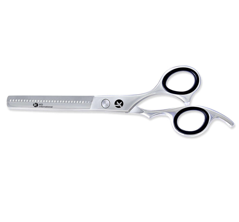 Ocean White Line Thinning Scissors
