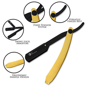 Straight razor for Barber use