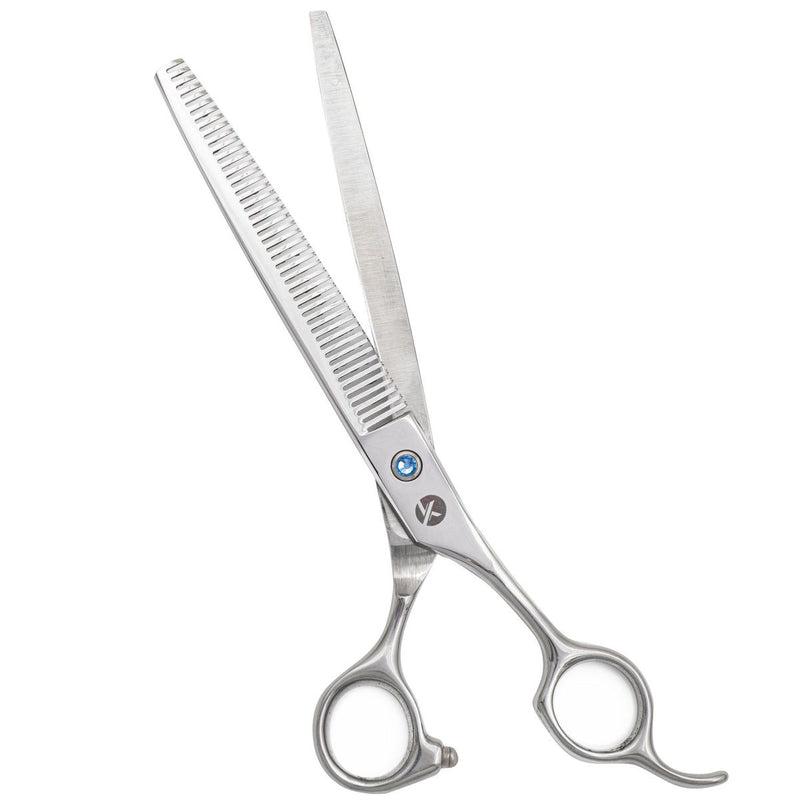 Pet Grooming Hair Thinning Scissors 7.5 Inches