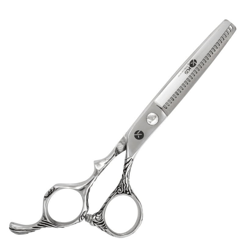 Silver Snake 6.0'' Scissors For Hairdressing