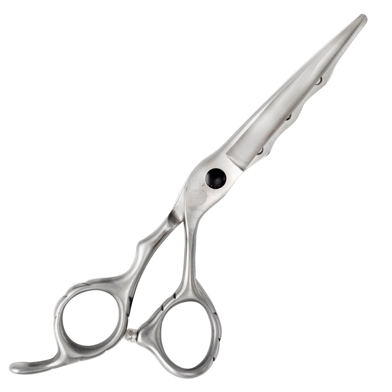 Professional Curved Hairdressing Scissors 6.0""