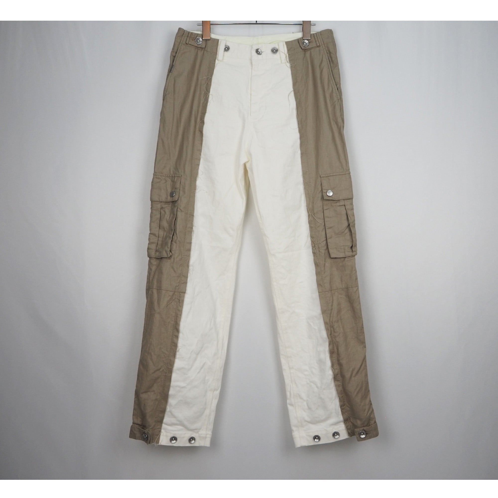 CARGO DENIM PANTS | JIVELTA 2020 SS